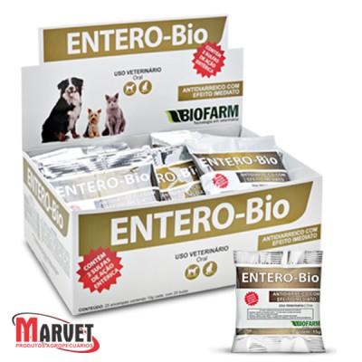 Entero bio antidiarreico de efeito imediato - 15 gr