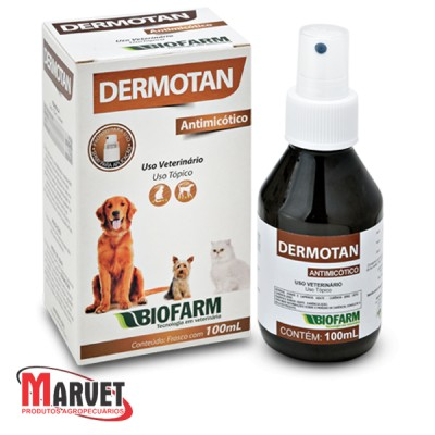 Dermotan antimicótico -100 ml