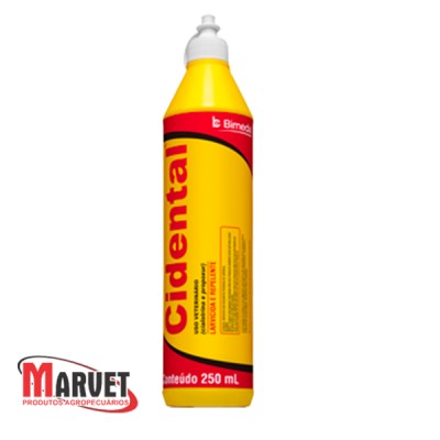Matabicheira Cidental liquido - 250 ML