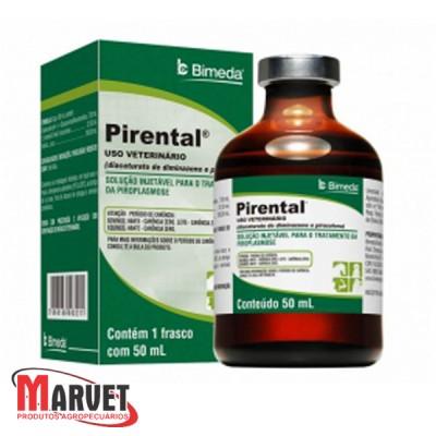 Pirental para tratamento da tristeza parasitária - 50 ML