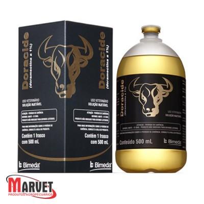 Doracide tratamento prevenção e controle de parasitas - 500 ml