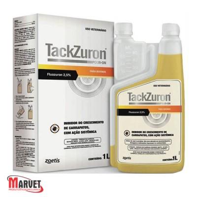Tackzuron pour on - controle de carrapato em bovinos - 1 LITRO