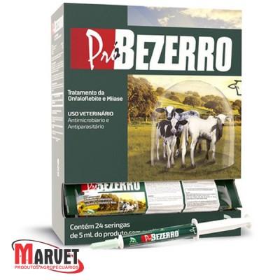 Pró-Bezerro® Antimicrobiano e Antiparasitário para bezerros - 5ml