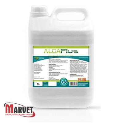 ALCAPLUS – Detergente alcalino clorado - 05L