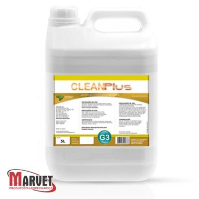 CLEANPLUS – Detergente neutro, espumante e desengordurante - 05lts