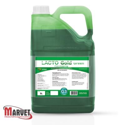 Lacto Gold Green higiene completa  de ubere – 05L