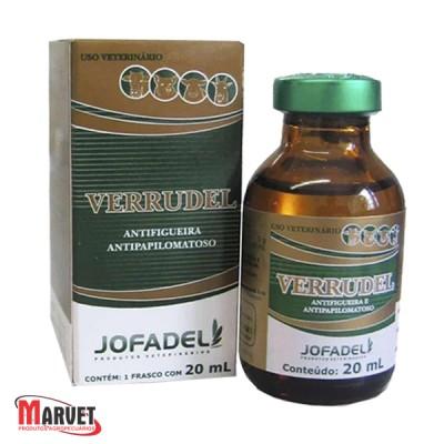 Verrudel tratamento da figueira ou verruga  - 20 ml