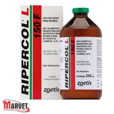 Ripercol®  L  Anti-helmíntico e imunoestimulante inespecífico - 250 ml