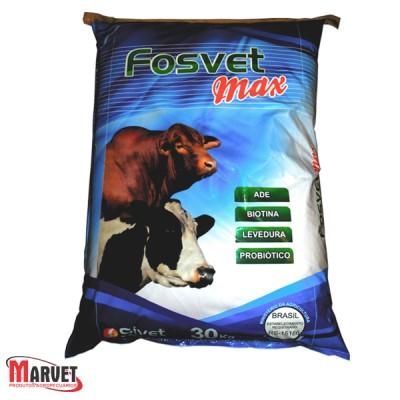 Sal Mineral FOSVET MAX - 30 KG