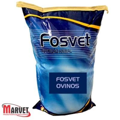 Fosvet suplemento mineral para ovinos -  10kg