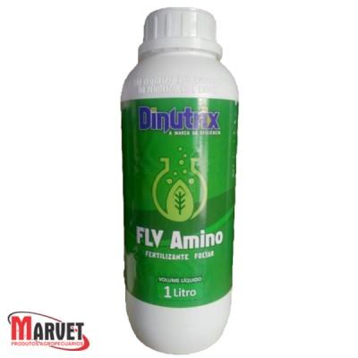 Fertilizante foliar FLV Amino - 1lt