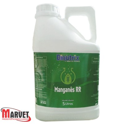 Fertilizante Mineral Simples Manganês - 5 lt