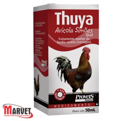 Thuya avicola simoes oral - 50ml