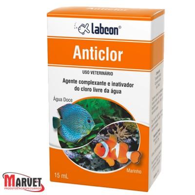 Labcon Anticlor - Neutralizador de cloro da água - 15 ml