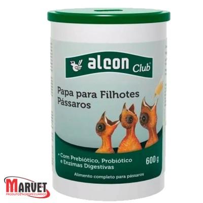 Alcon Club Papa Para Filhotes Pássaros - 600g