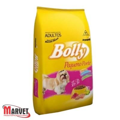 Ração para cães Bolly Pequeno Porte - 7 kg