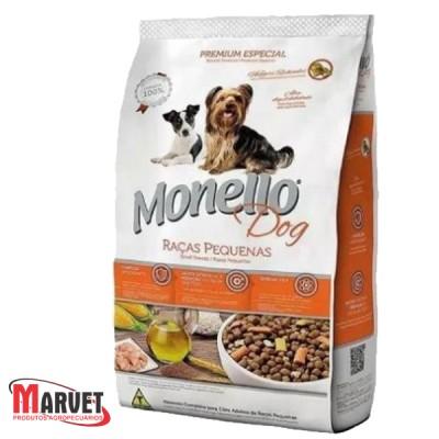 Ração para cães - Monello Dog Raças Pequenas 15 kg