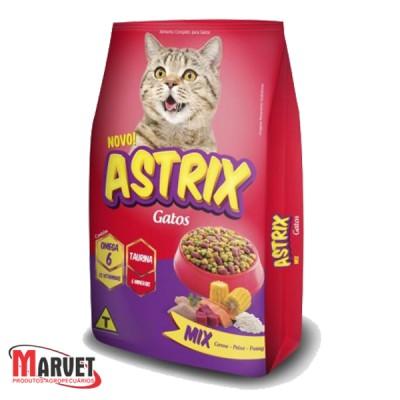 Ração para gatos -  Astrix Adultos  20Kg