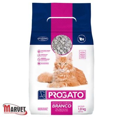 Granulado Sanitário Pro Gato branco - 1,8 kg