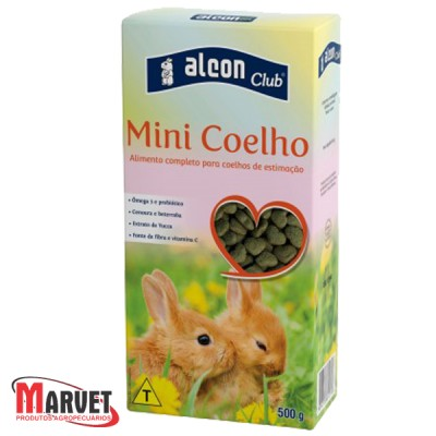 Alcon Club Mini Coelho -500 g