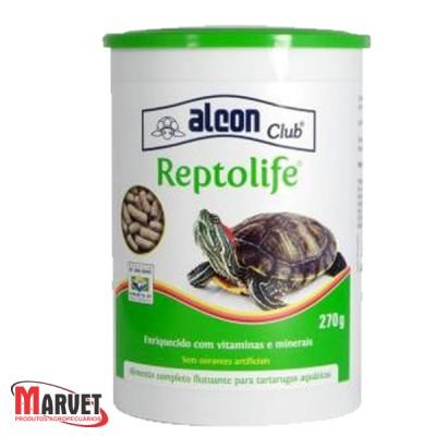 Ração para tartaruga - Alcon Club Reptolife 270g