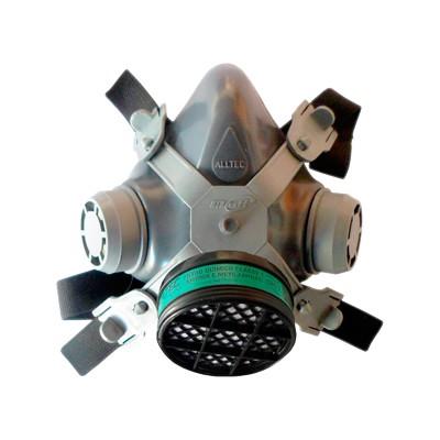 Respirador 1/4 Facial Mastt 2001 A -  aplicação de pesticida