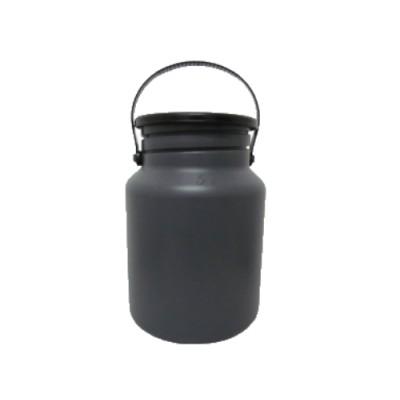 Tarro Latão Para Leite De Plástico Milkan - 5 Lt