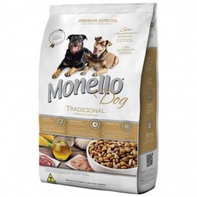 Monello Dog Premium Especial Tradicional - 15 KG