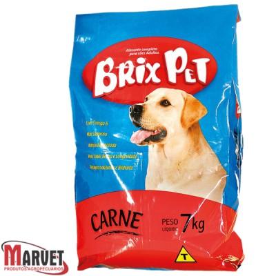 Ração Para Cães Brix Pet - 7kg