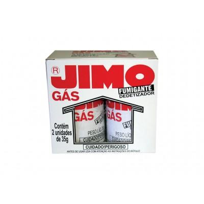 Jimo Gás conjunto 02 x 35g