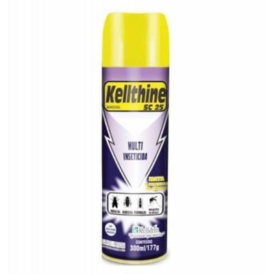 Kellthine sc 25 multi inseticida aerossol  -300 ml